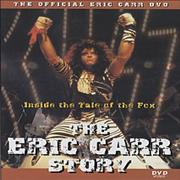 Eric Carr The Eric Carr Story - Inside The Tale Of The Fox Canada DVD
