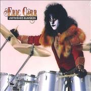 Eric Carr Unfinished Business USA CD album
