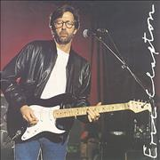 Click here for more info about 'Eric Clapton - 1992 UK Tour + Ticket Stub'