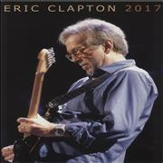 Click here for more info about 'Eric Clapton - 2017 Tour Programme'
