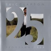 Click here for more info about 'Eric Clapton - 25 Years 1988'