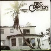 Eric Clapton 461 Ocean Boulevard - EX UK vinyl LP