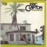 Eric Clapton 461 Ocean Boulevard - Quad - VG USA vinyl LP