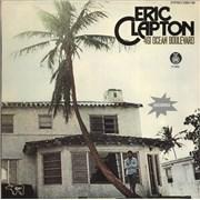 Eric Clapton 461 Ocean Boulevard Yugoslavia vinyl LP