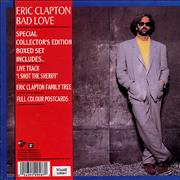 Click here for more info about 'Eric Clapton - Bad Love - Box'
