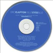 Click here for more info about 'Eric Clapton - Blue Eyes Blue - w/o sleeve sticker'