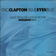 Click here for more info about 'Eric Clapton - Blue Eyes Blue'