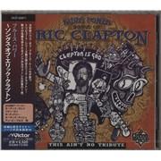 Eric Clapton Blues Power: Songs Of Eric Clapton (This Ain't No Tribute) Japan CD album Promo