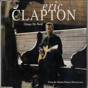 Click here for more info about 'Eric Clapton - Change The World'