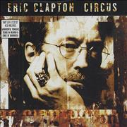 Click here for more info about 'Eric Clapton - Circus - Complete Set'