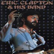 Click here for more info about 'Eric Clapton & His Band 1979 + Stub & Flyer'
