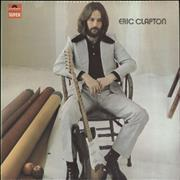 Click here for more info about 'Eric Clapton - Eric Clapton - 1st - EX'