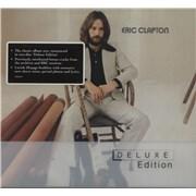 Eric Clapton Eric Clapton - Deluxe Edition UK 2-CD album set