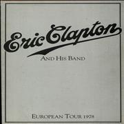 Click here for more info about 'Eric Clapton And His Band'