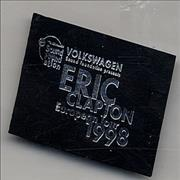 Click here for more info about 'European Tour 1998 Badge'