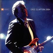 Click here for more info about 'Eric Clapton - European Tour 2004 + CD'