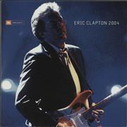 Click here for more info about 'Eric Clapton - European Tour 2004'