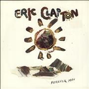 Click here for more info about 'Eric Clapton - Forever Man + Sleeve'
