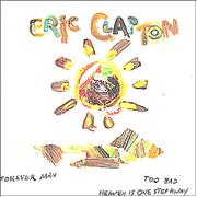 Click here for more info about 'Eric Clapton - Forever Man'