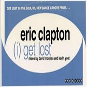 Click here for more info about 'Eric Clapton - Get Lost'
