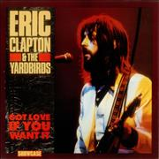Click here for more info about 'Eric Clapton - Got Love If You Want It'