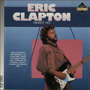 Click here for more info about 'Eric Clapton - Greatest Hits'
