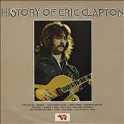 Click here for more info about 'Eric Clapton - History Of Eric Clapton'