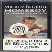 Click here for more info about 'Eric Clapton - Homeboy Soundtrack'