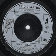 Click here for more info about 'Eric Clapton - I Can't Stand It'