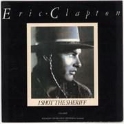 """Eric Clapton I Shot The Sheriff UK 12"""" vinyl"""