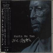 Click here for more info about 'Eric Clapton - It Hurts Me Too'
