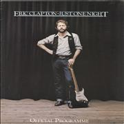 Click here for more info about 'Eric Clapton - Just One Night - EX'