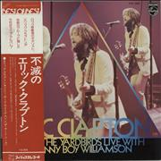Click here for more info about 'Eric Clapton - Live With Sonny Boy Williamson'