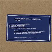 Click here for more info about 'Eric Clapton - Me And Mr Johnson Sampler'