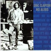 Click here for more info about 'Eric Clapton - No Alibis - Silver Duck Label'
