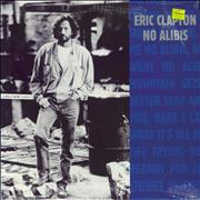 Click here for more info about 'Eric Clapton - No Alibis'