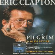 Click here for more info about 'Eric Clapton - Pilgrim - Pair Of Handbills'
