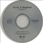 Click here for more info about 'Eric Clapton - Pilgrim'