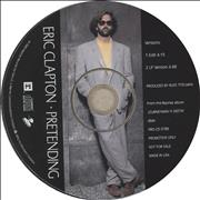 Click here for more info about 'Eric Clapton - Pretending - Picture'