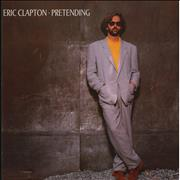 Click here for more info about 'Eric Clapton - Pretending'