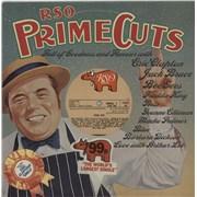 """RSO Records RSO Prime Cuts UK 10"""" vinyl"""