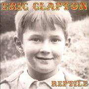 Click here for more info about 'Eric Clapton - Reptile - Set Of 3 Handbills'