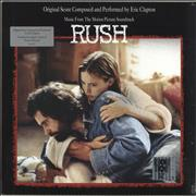Click here for more info about 'Eric Clapton - Rush (Music from the Motion Picture) - RSD18 - 140gram Vinyl - Sealed'