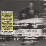 Click here for more info about 'Eric Clapton - Sessions For Robert. J - Sealed'