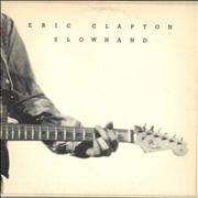 Click here for more info about 'Eric Clapton - Slowhand - Gatefold - EX'