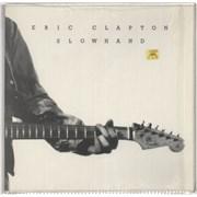 Eric Clapton Slowhand - Matt sleeve UK vinyl LP
