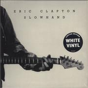 Click here for more info about 'Eric Clapton - Slowhand - White Vinyl + Sealed'