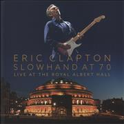 Click here for more info about 'Eric Clapton - Slowhand At 70: Live At The Royal Albert Hall'