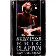 Click here for more info about 'Eric Clapton - Survivor'