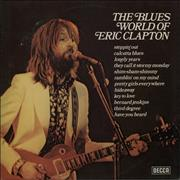 Click here for more info about 'Eric Clapton - The Blues World Of - 1st'
